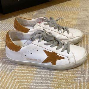 Golden Goose Suede Star Sneaker size 35 5US Women
